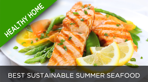 Center for food safety publications cfs healthy home for The best fish to eat