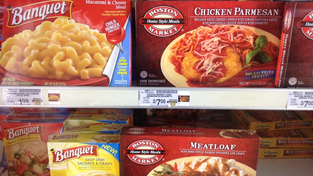 how to keep frozen food moist