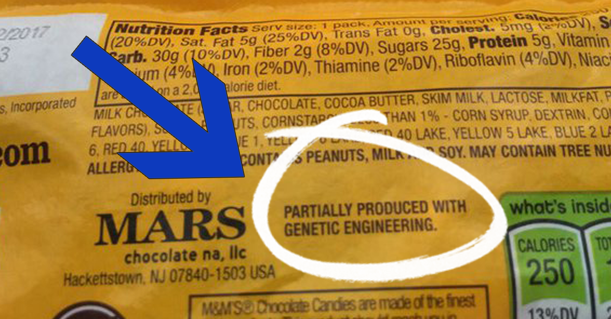 Can Gmo Food Be Labeled Natural