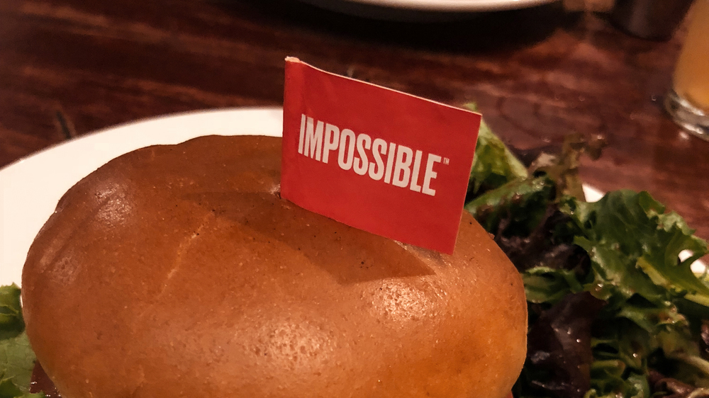 Center for Food Safety | Blog | | Our Beef with the GMO Impossible Bu