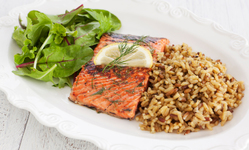 Best Sustainable Summer Seafood Recipe: Roasted Wild Salmon with Herbs