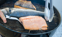 Best Sustainable Summer Seafood Recipe: Grilled Striped Bass